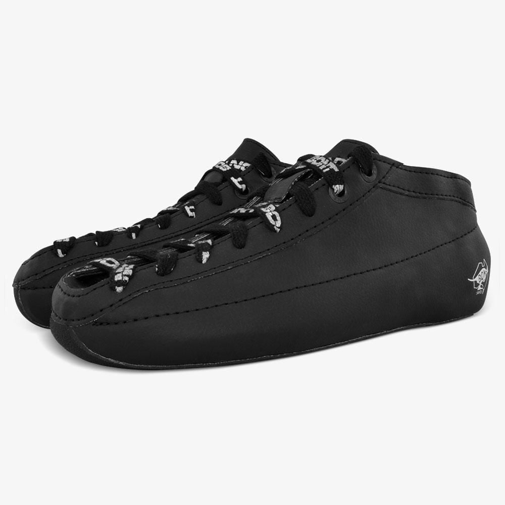 black Racer Speed Roller Skate