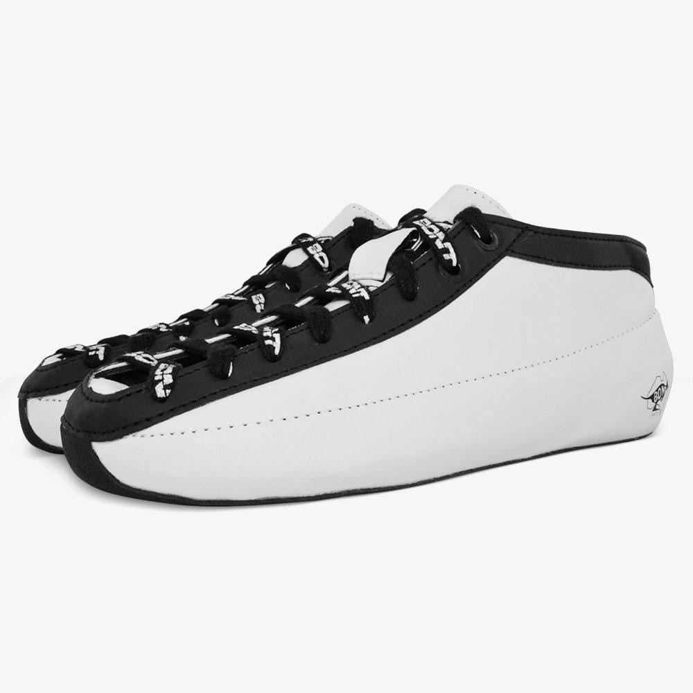 white-black Racer Speed Roller Skate