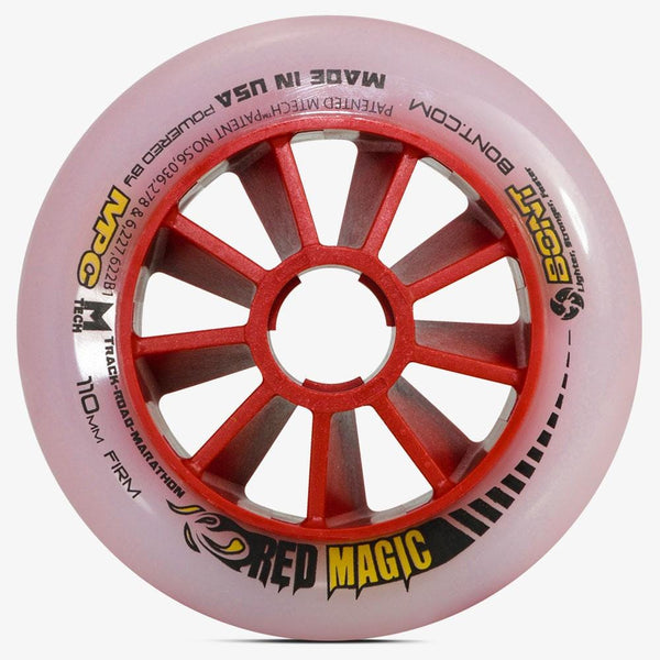 Red Magic Inline Speed Skating Wheel