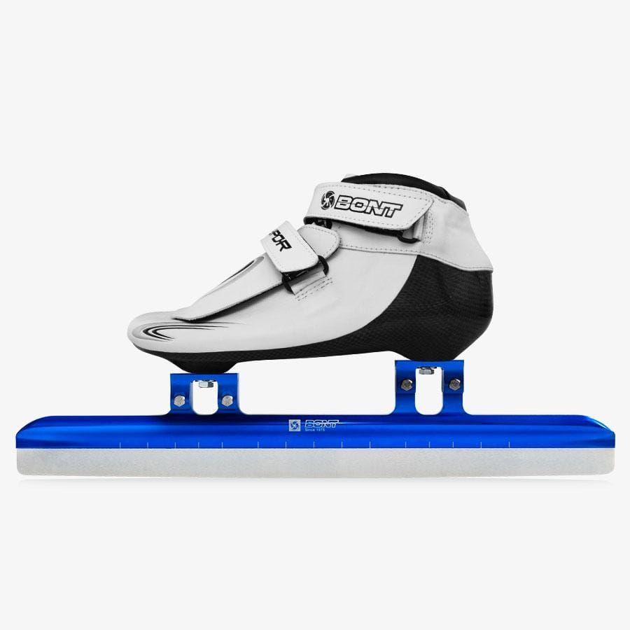 Short Track Vaypor Leather Ice Skates