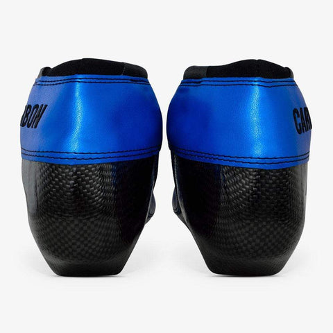 blue-silver Short Track Patriot-C Boa V2 Ice Boots