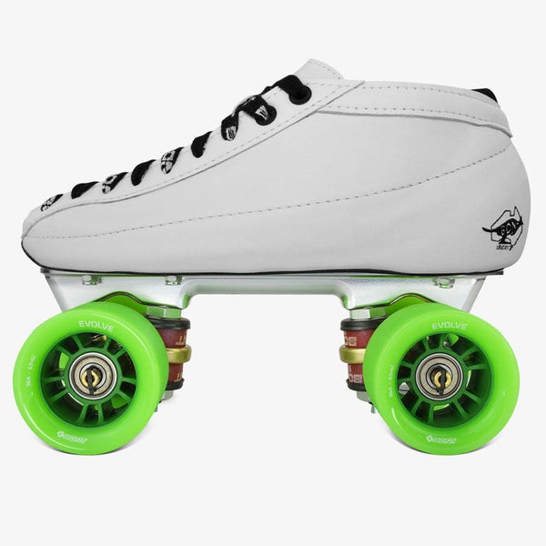 Racer Fiberglass Speed Skate Package Kids