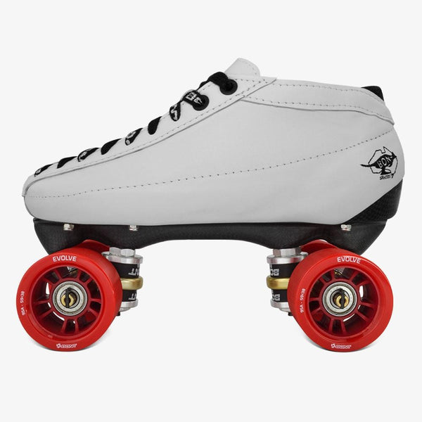 Racer Carbon Speed Skate Package Kids