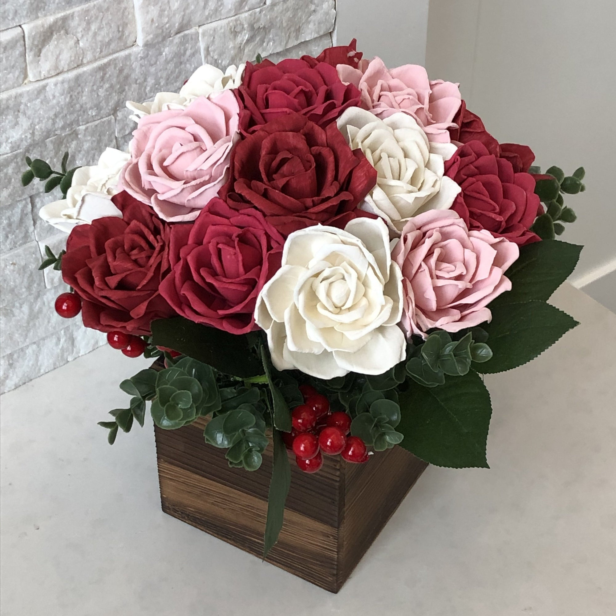 Lovely Assorted Roses