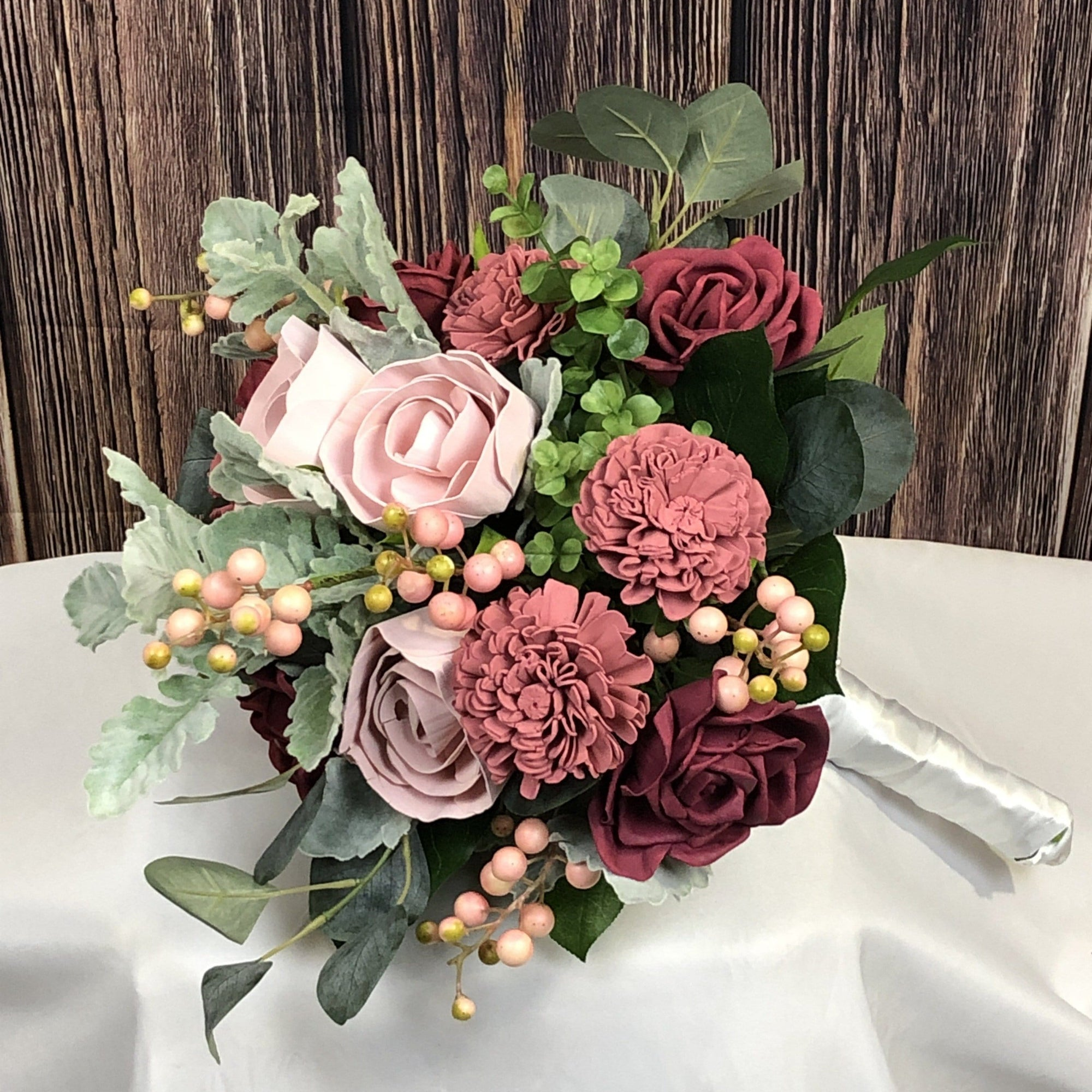 Handpicked Wedding Bouquet