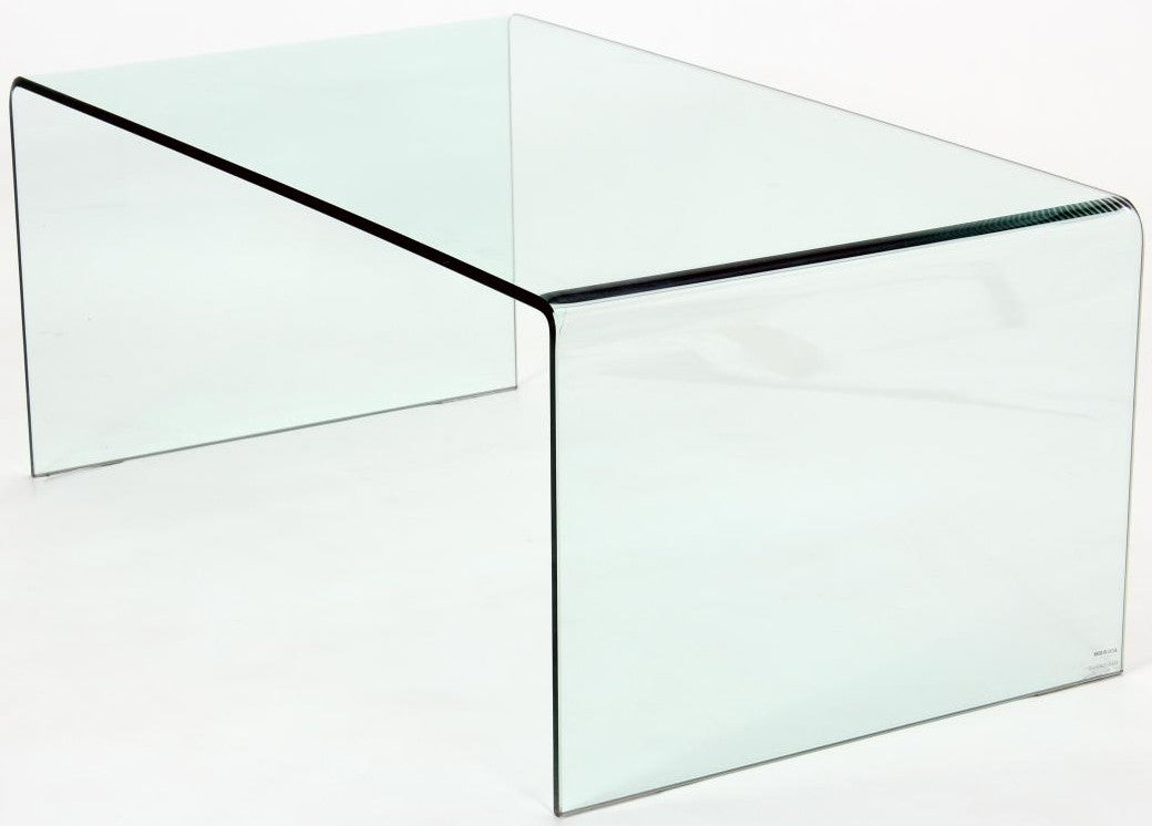 Angola Glass Coffee Table