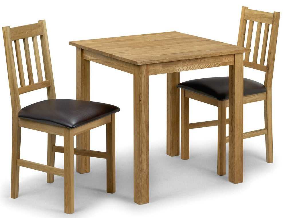 Coxmoor Square Wooden Dining Set