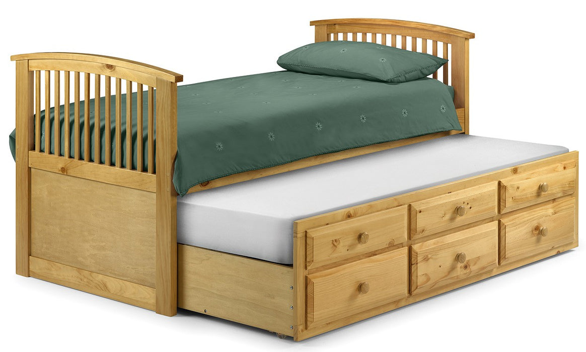 Hornblower Children Wooden Single Bed