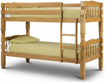 Chunky Kids Wooden Bunk Bed Frame