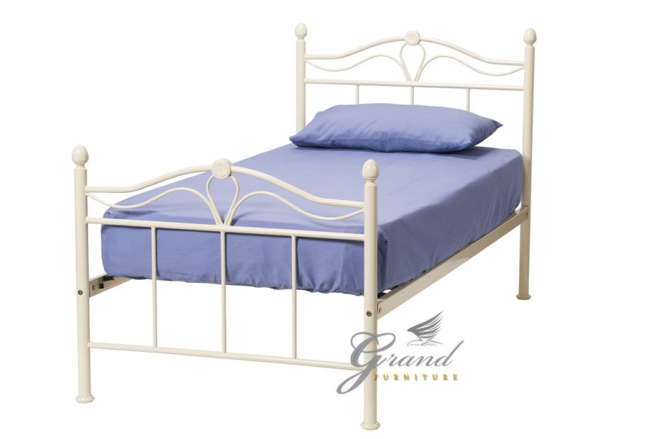 3FT Single Apollo Metal Bed Frame
