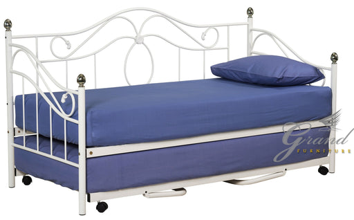 Traditional Apollo Day Bed with Underbed Trundle
