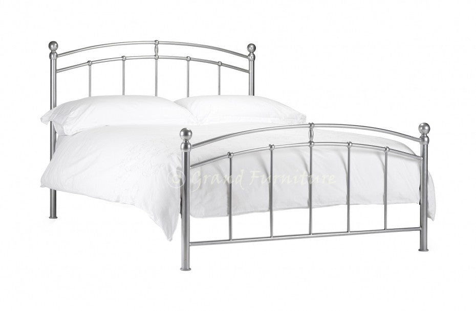 Chatsworth Modern Metal Bed Frame