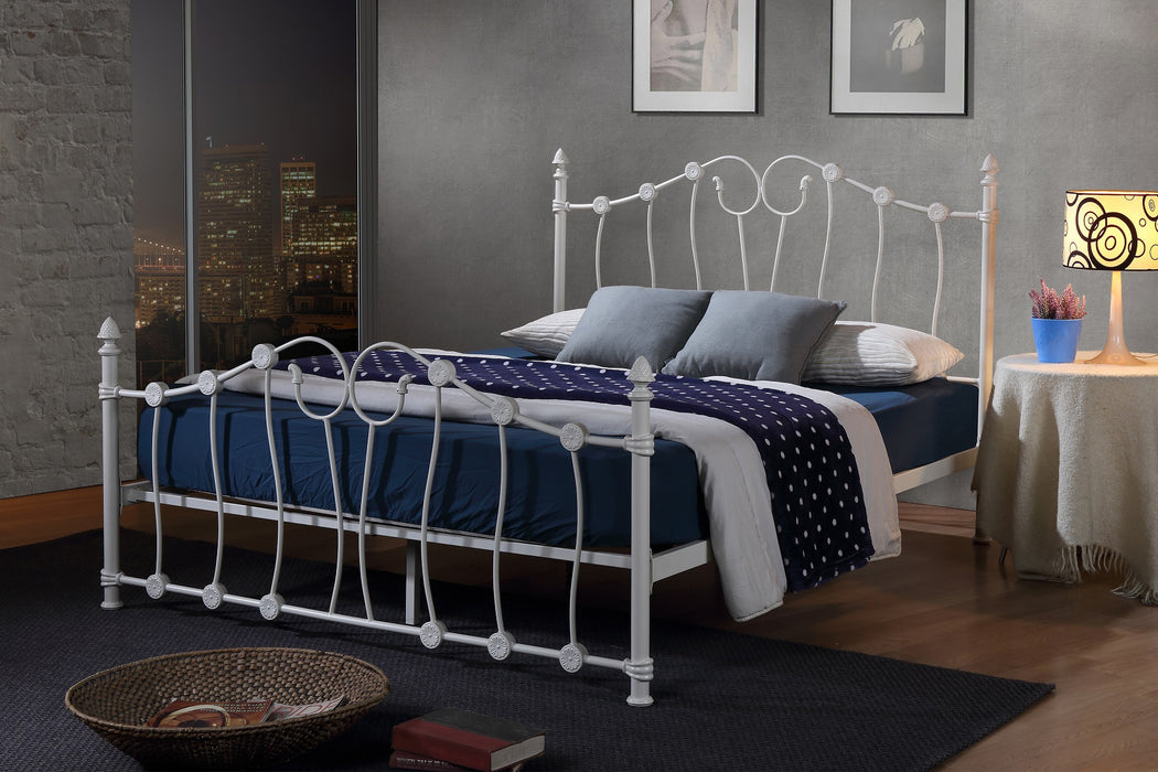 Alexa Metal Bed