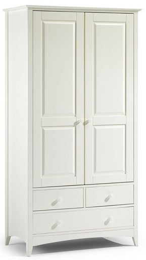 Cameo 2 Door 3 Drawer Wardrobe