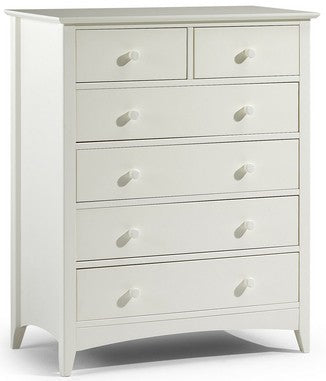 Cameo 4+2 Chest of Drawers
