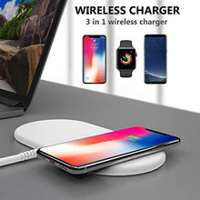Load image into Gallery viewer, 3 in 1 Charging Pad Stand Wireless Charging Station