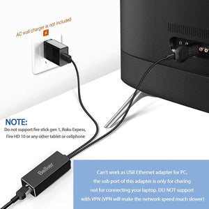Fire TV Ethernet adapter