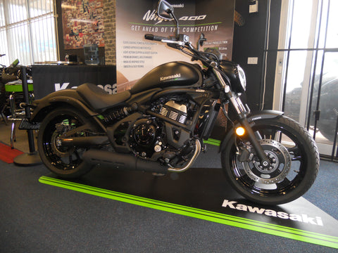 "BRAND NEW Kawasaki ""Vulcan S"" 2018 Model"