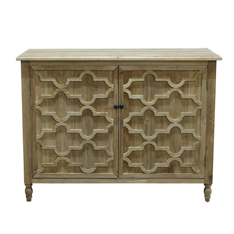Daintree 2 Door Sideboard Natural
