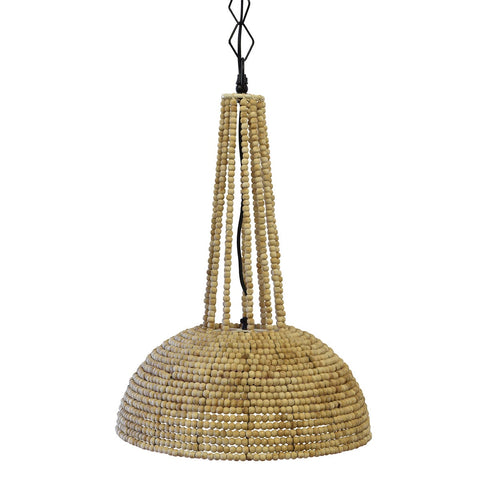Botswana Natural Hanging Pendant - Small