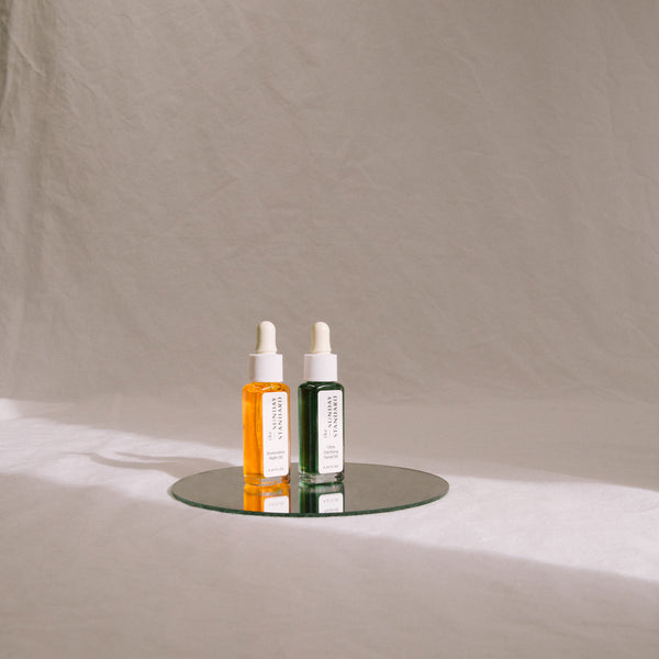 Travel Sized Facial Oil Set