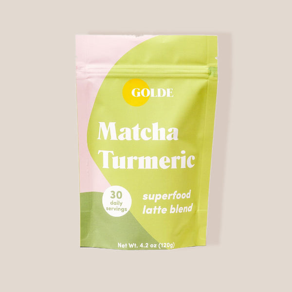 Golde Superfood Latte Blends