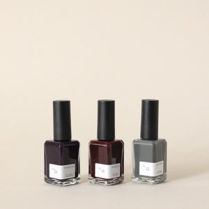Sundays Nail Polish: Dark Fall Hues