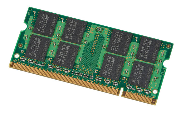 1 GB DDR2 SO-DIMM 6400S 800 MHz / 5300S 667 MHz
