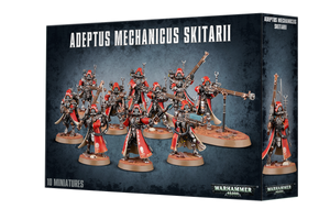 Adeptus Mechanicus Skitarii 59-10 Games Workshop Warhammer 40K 40000 Citadel Miniatures GW