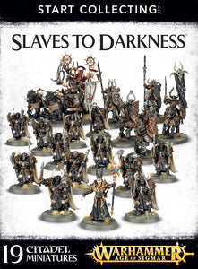 Start Collecting! Slaves To Darkness 70-83 Chaos Games Workshop Warhammer Age Of Sigmar Citadel Miniatures GW 40K