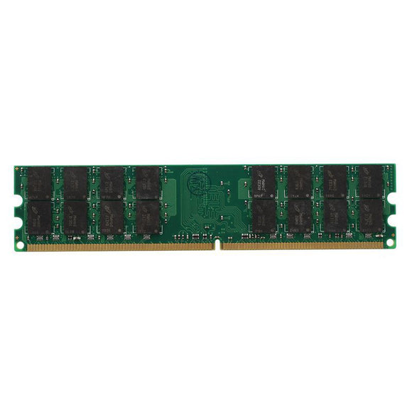2 GB DDR2 DIMM 6400S 800 MHz / 5300S 667 MHz