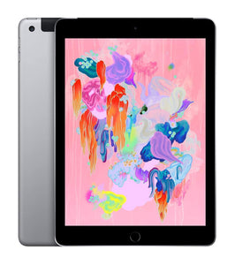 "Apple iPad 6 (A1954) 9.7"" WiFi + 4G"