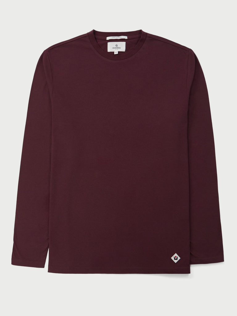 Christer Wine Long Sleeve T-Shirt