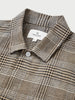 Hoburgh Boxy Checked Shirt