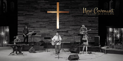 NEW COVENANT WORSHIP ARTS