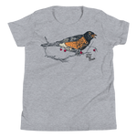 Youth bird shirt!