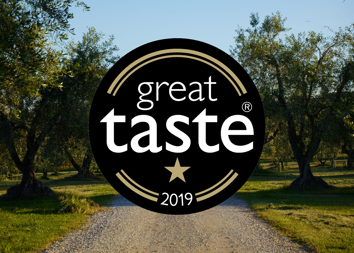 La Bandiera EVOO wins a Gold Star in this year's Great Taste Awards