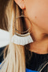 Nordic Nomad Fringe Earrings