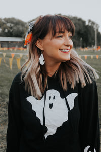 Who Are You Gonna Call? Ghost Earrings