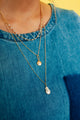 Ocean Goddess Layered Necklace