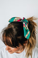 Girly Scarf Scrunchie