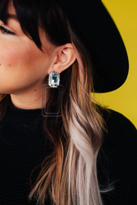 Radical Chic Statement Earrings