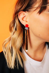 Teachers Are The COOLest Drop Earrings ***RESTOCKED