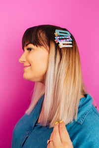 Paint The Town Alligator Clips