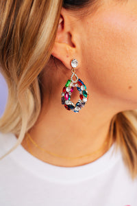 Fit for a Queen Earrings