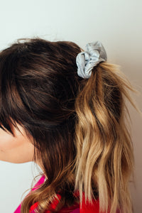 Iridescent Scrunchie