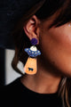 Area 51 Queen Drop Earrings