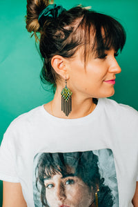Irish Jig earrings