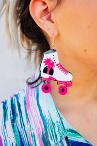 Cali Coast Skate Statement Earrings **RESTOCKED