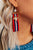 American Summer Drop Earrings